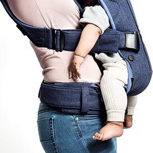 Carrier waist belt