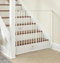 Buy Stork Craft Easy Walk Thru Tall Metal Safety Gate