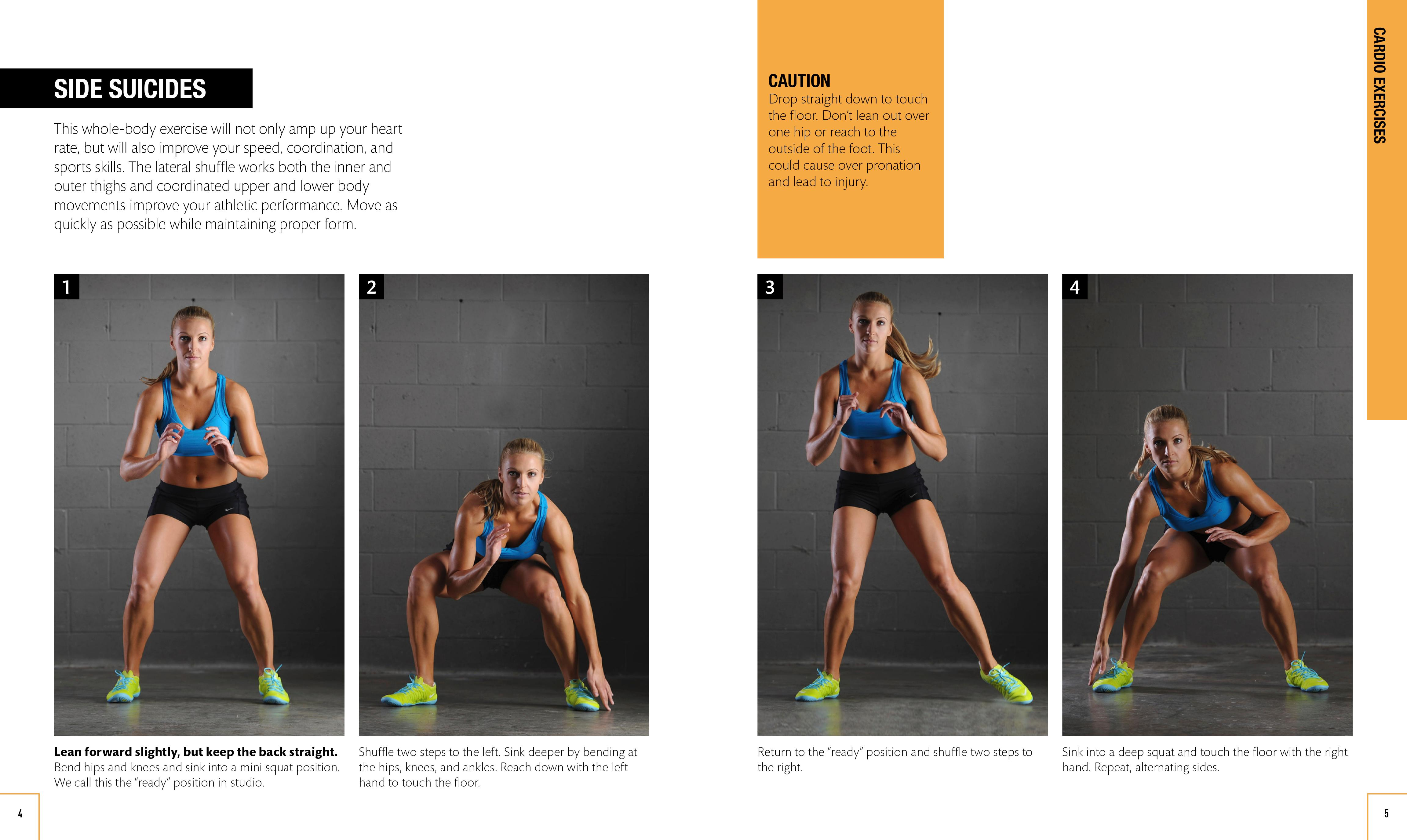 High Intensity Interval Training For Women Burn More Fat In Less See A Robot Workout View Larger