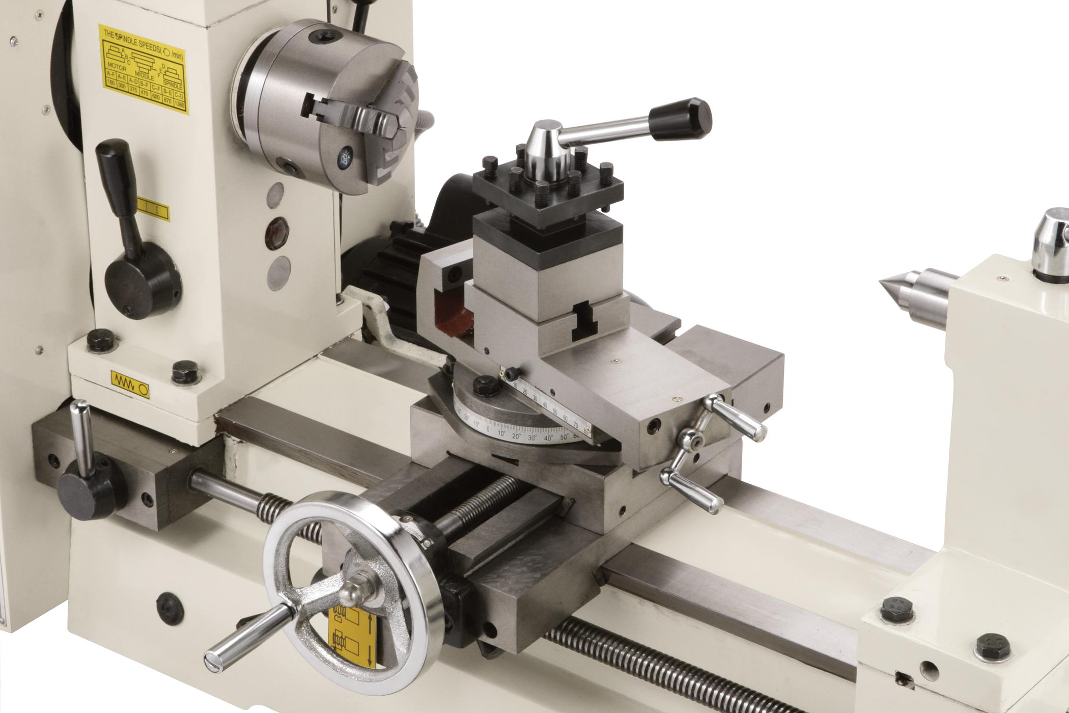 Shop Fox M1018 Small Combo Lathe Mill Amazonca Tools Home