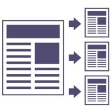 project, newsletter, template, format, presentation, logo, master