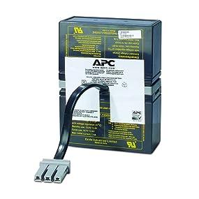 BX900-CN UPSBatteryCenter Compatible Replacement Battery Pack APC Back UPS RS 900VA RBC32