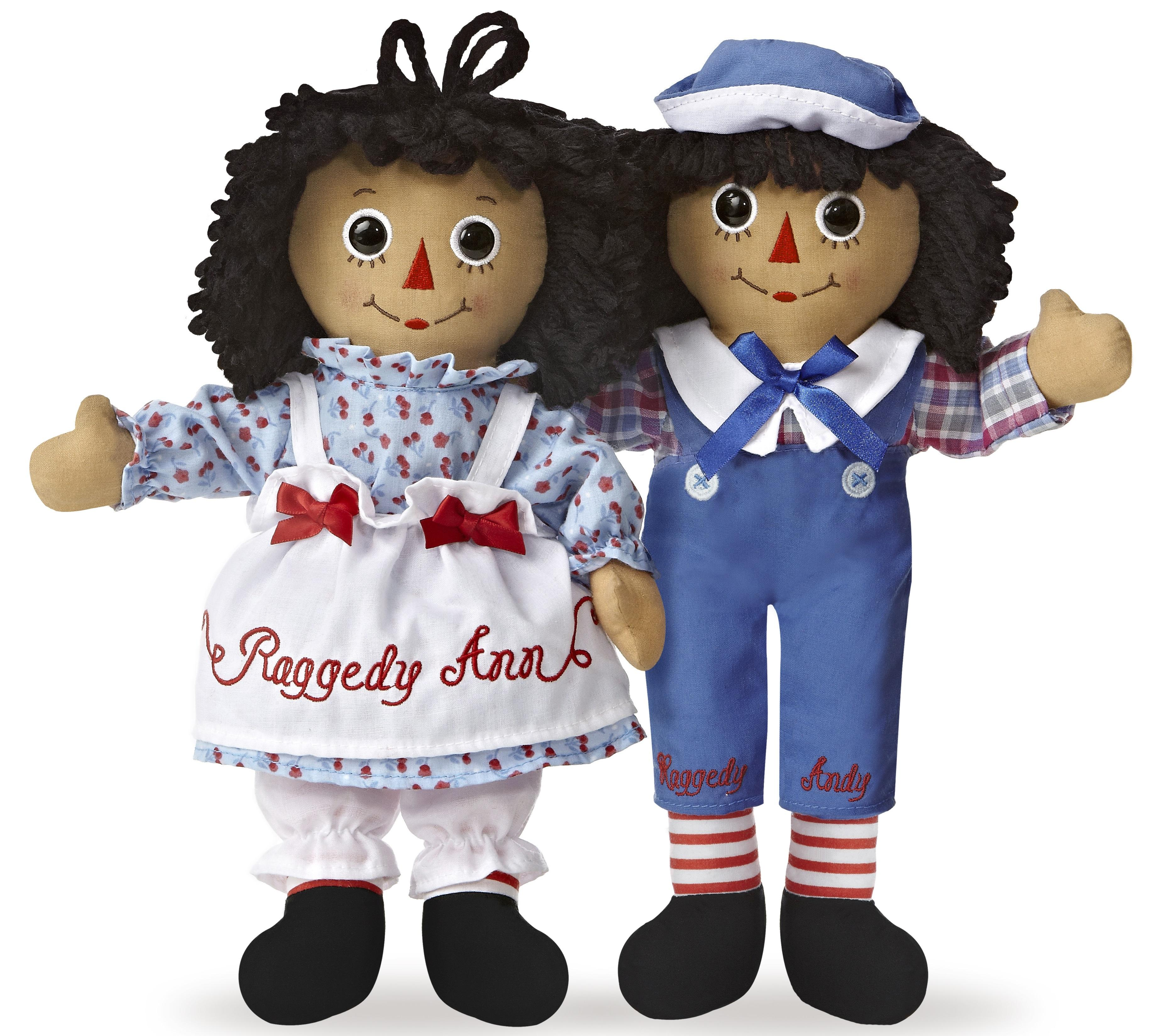 view larger - Raggedy Ann And Andy