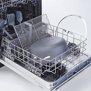 Calphalon Contemporary Nonstick 8.5-Quart Covered Dutch Oven - Dishwasher Safe