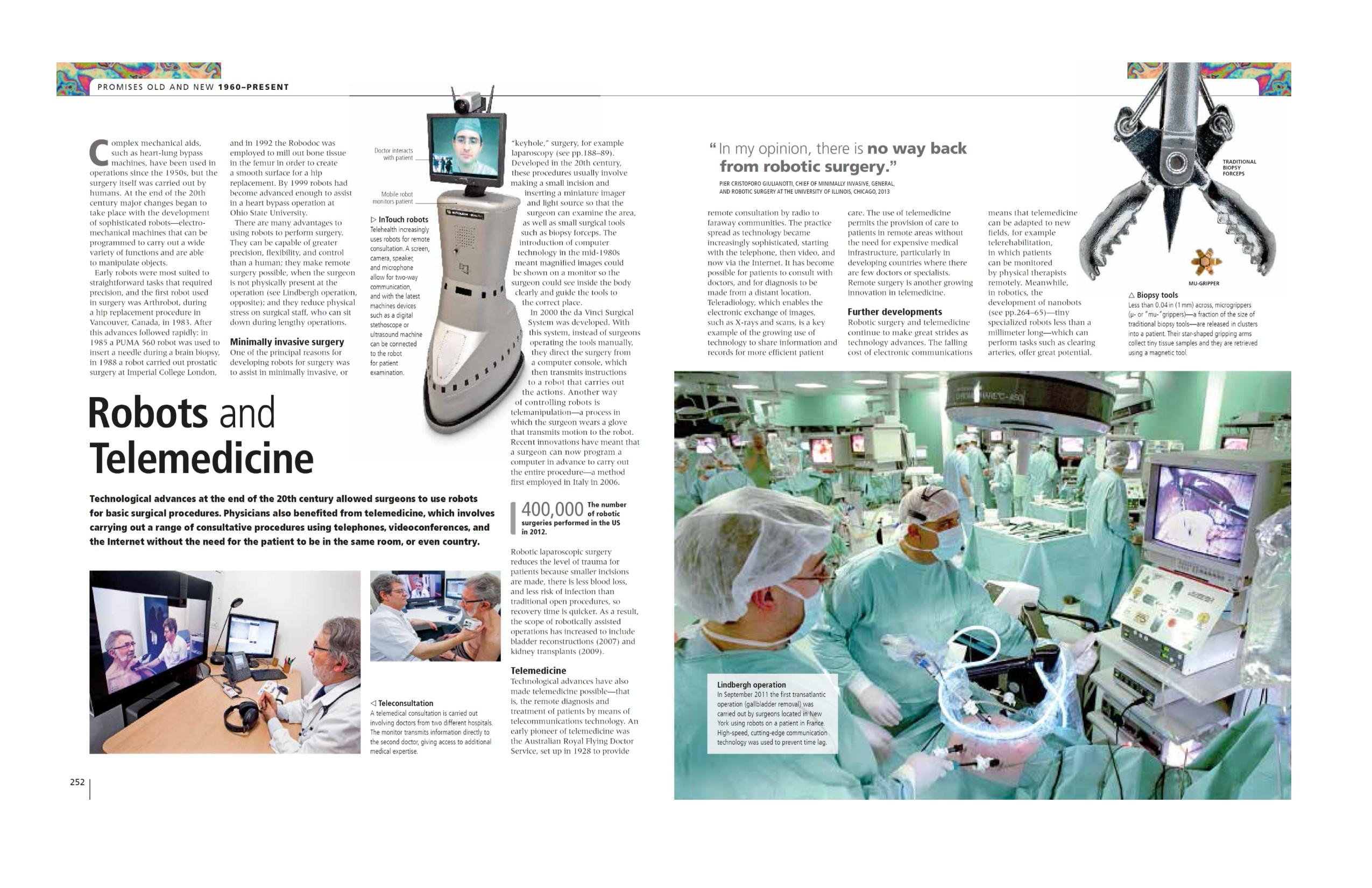 Medicine The Definitive Illustrated History Dk 9781465453419 Remote Stethoscope Concept Diagram View Larger