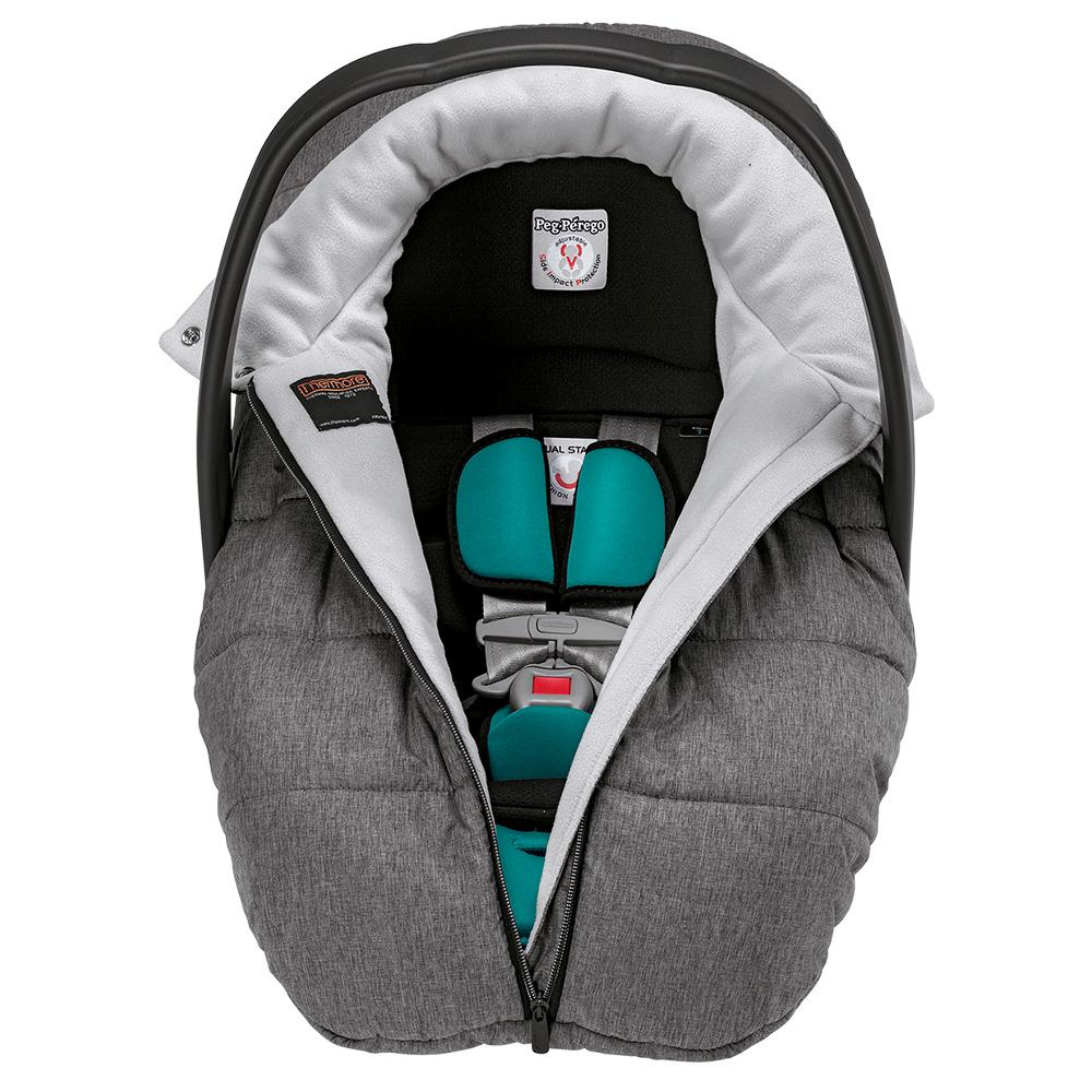 Peg Perego Primo Viaggio Igloo Cover Light Grey Amazonca Baby