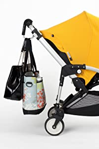 The Mommy Hook Stroller Accessory Lime