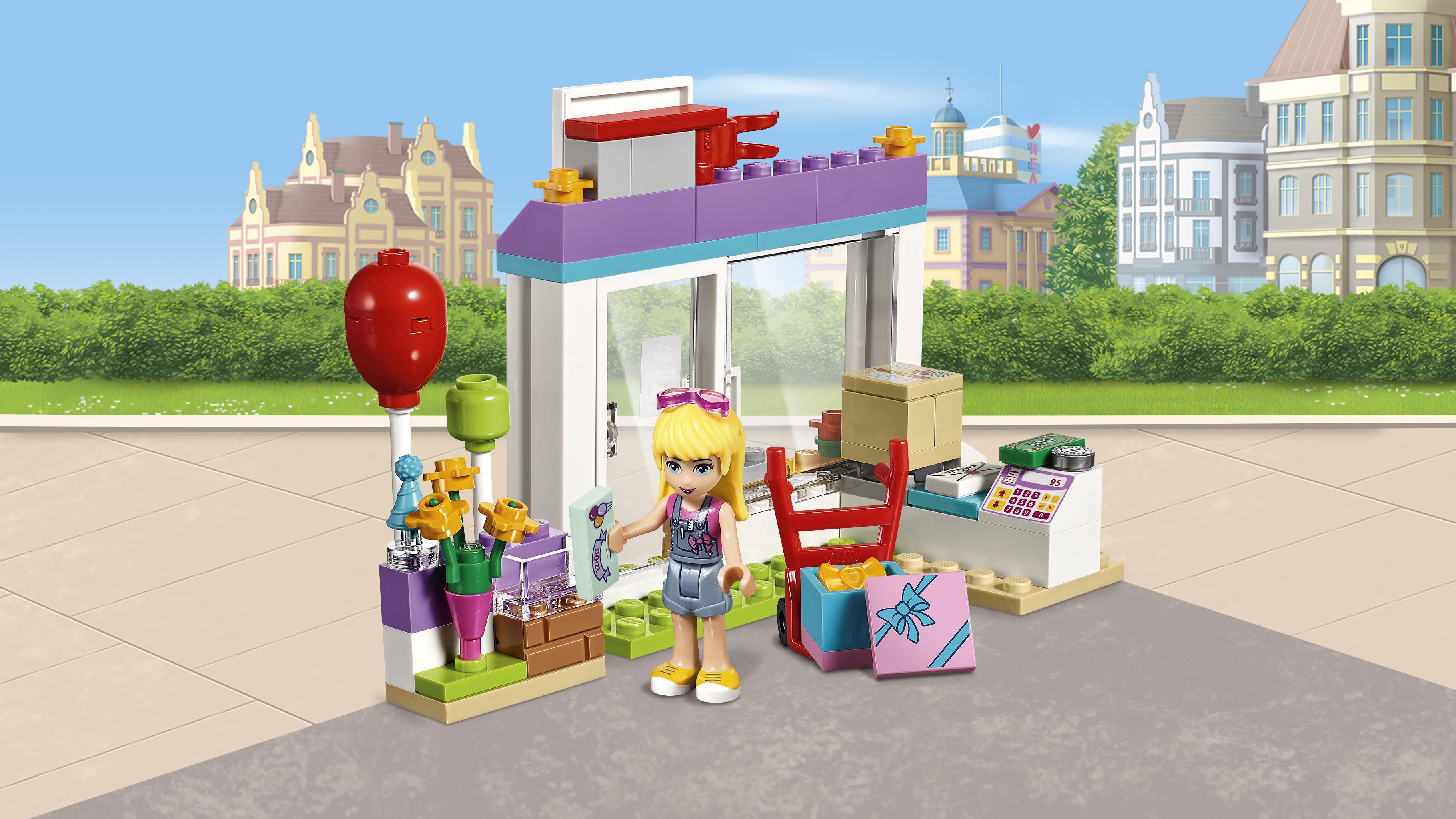 Lego Friends Heartlake Gift Delivery 41310 Toy For 5 To