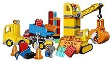 Bulldozer LEGO Machine