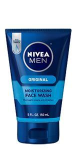 face wash, originals, NIVEA MEN
