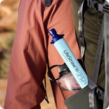 Lifestraw Personal Water Filter is perfect for international travel.