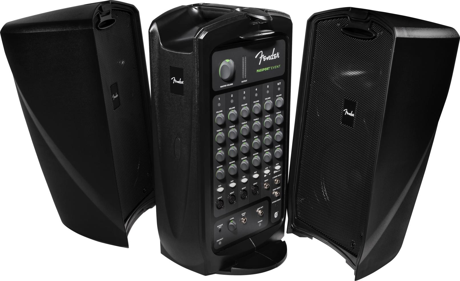 Amazon Fender Passport Event Pa System Musical Instruments