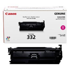 toner, color toner, canon toner, toner 332, cartridge 332, canon magenta, genuine toner 332, 332