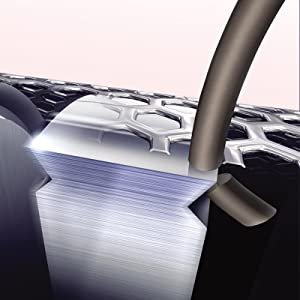 Panasonic ES2216 high-quality, hypo-allergenic stainless steel blades