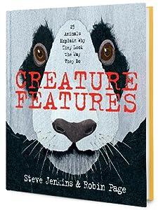 book, creature features, panda