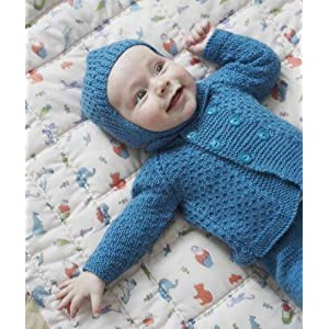 Vintage Knits For Babies 30 Patterns For Timeless Clothes