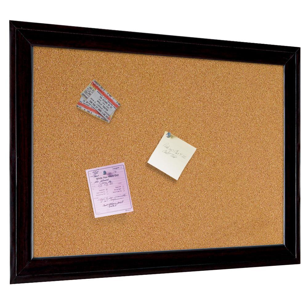 Amazon.com : Quartet Cork Bulletin Board, 11 x 17 Inches, Home Décor ...