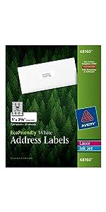 Green labels, environmentally safe