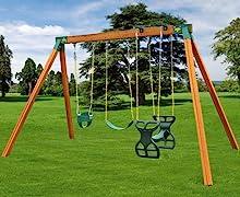 Amazon Com Eastern Jungle Gym Easy 1 2 3 A Frame Swing Set Bracket