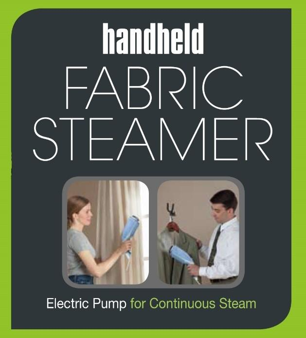 how to clean a steamer conair