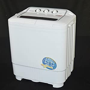 Attractive Panda Small Compact Portable Washing Machine 7.9lbs Capacity With Spin  Dryer   Built In Pump