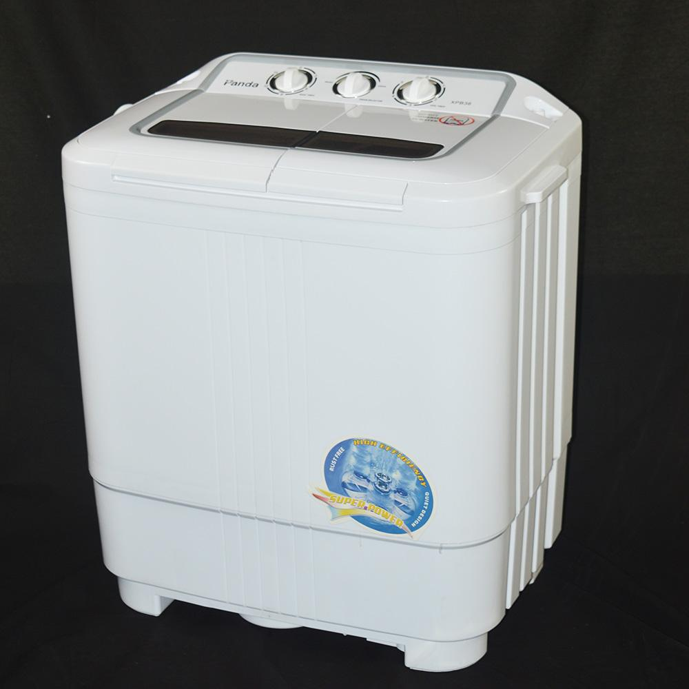 Mini Washing Machines Panda Small Compact Portable Washing Machine 79lbs Capacity With