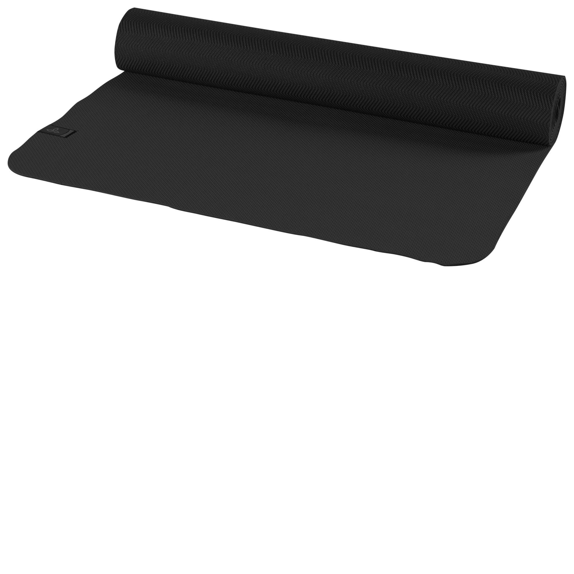 Amazon.com: Prana E.C.O. esterilla de yoga, negro, talla ...