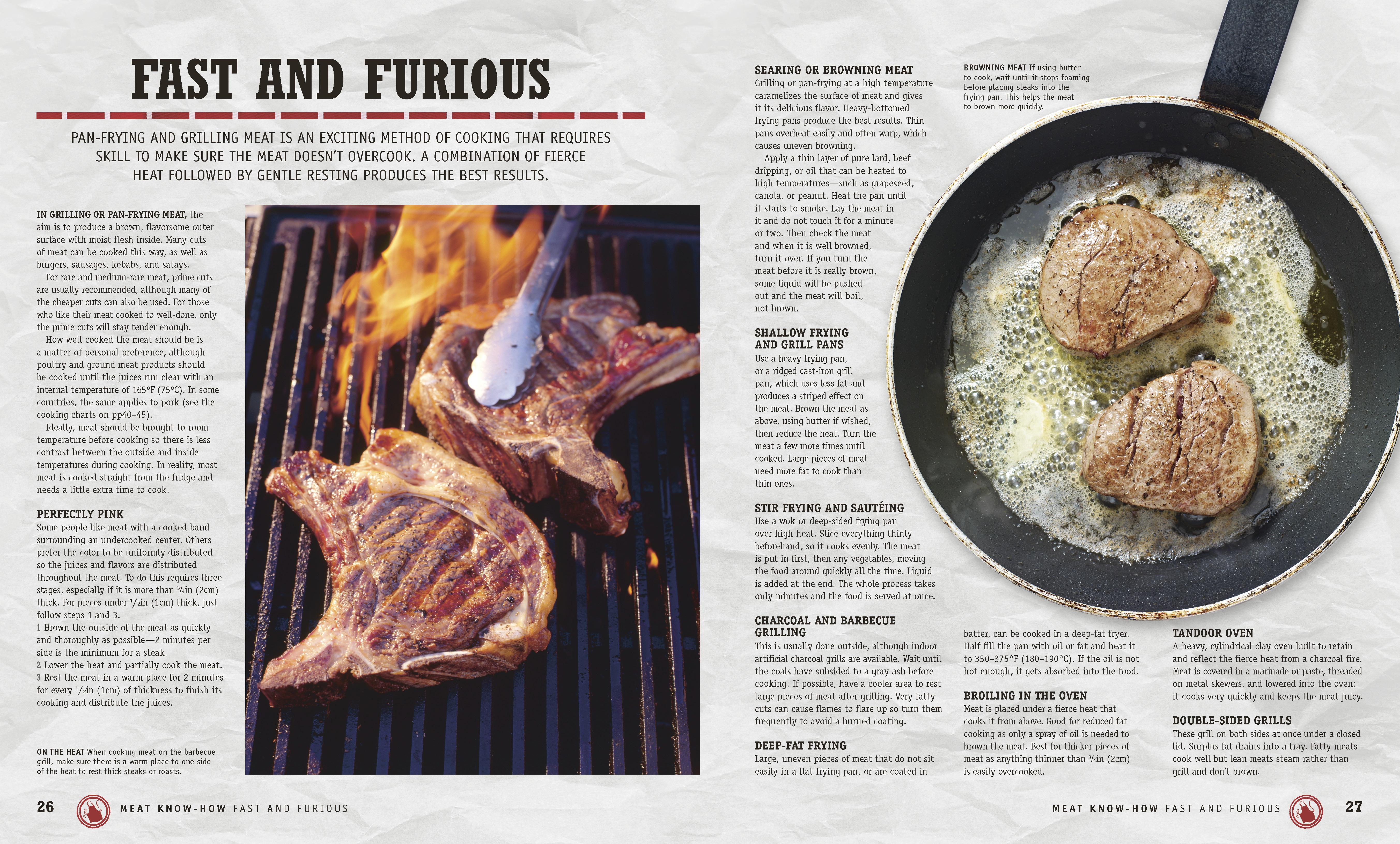 the meat cookbook dk publishing josh ozersky 0790778022877