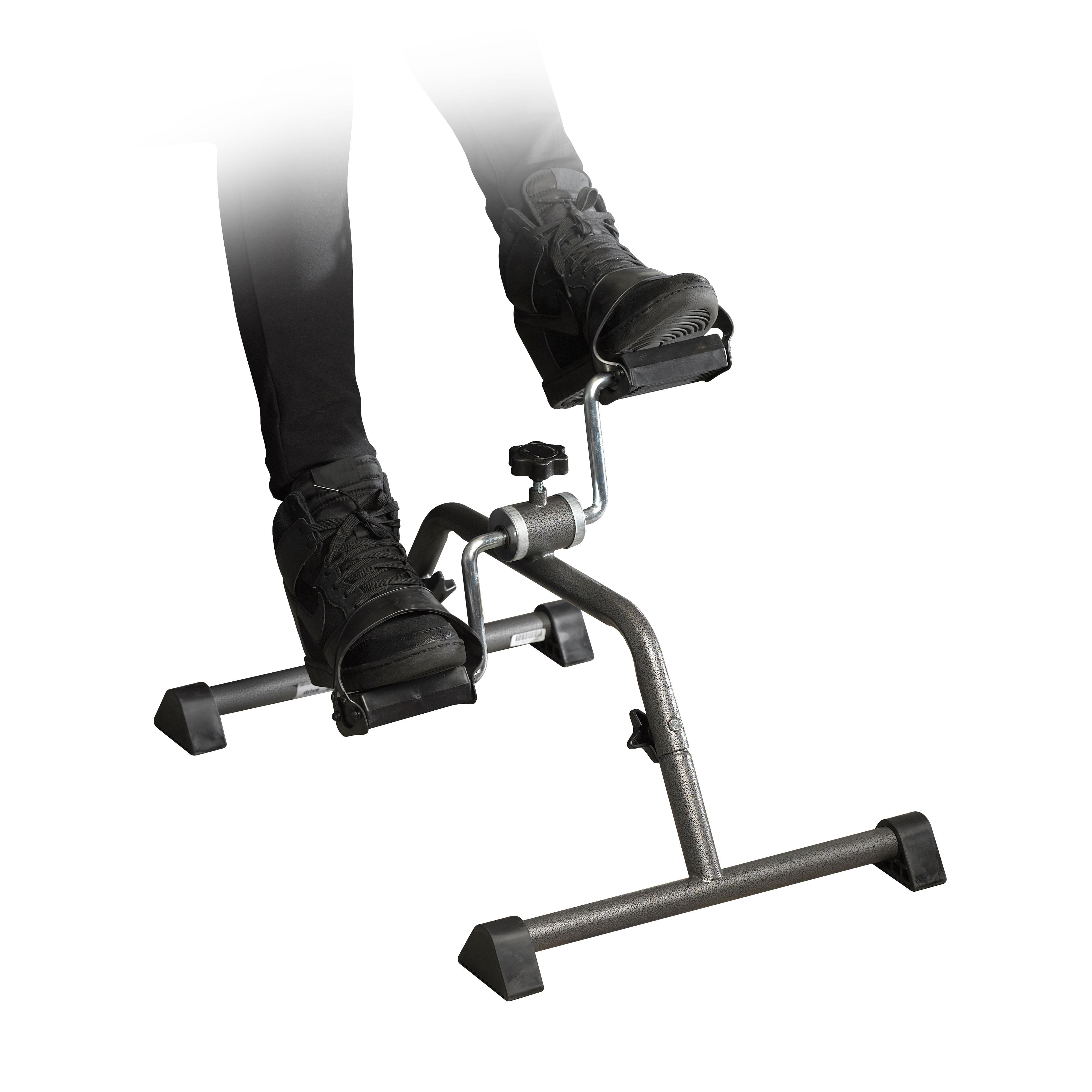 Amazon Com Drive Medical Exercise Peddler In Silver Vein