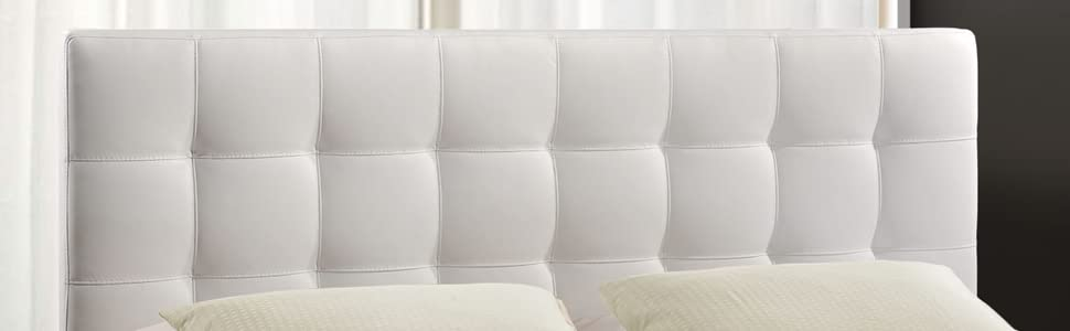 Amazon Com Modway Lily Upholstered Tufted Vinyl