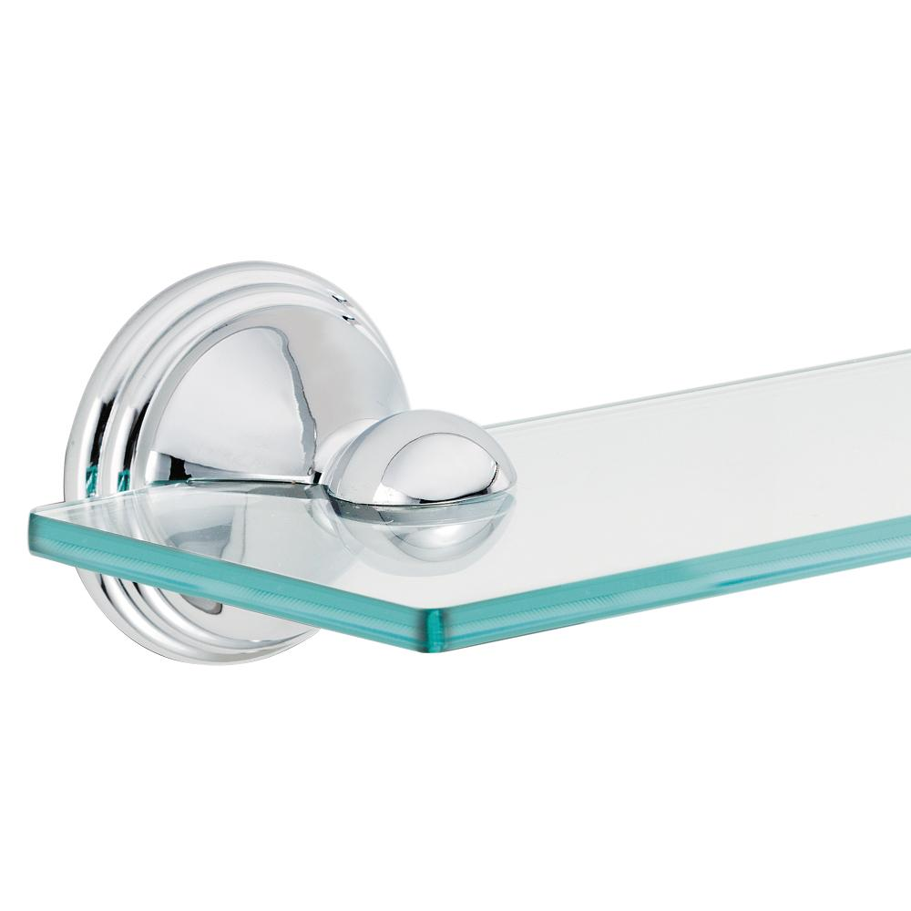 Moen DN8490CH Preston Bathroom Vanity Shelf, Chrome - Touch On ...