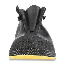 Servus SuperFit 4quot; PVC Dual-Compound Slip-On Men's Overshoes, overshoes, waterproof overshoes