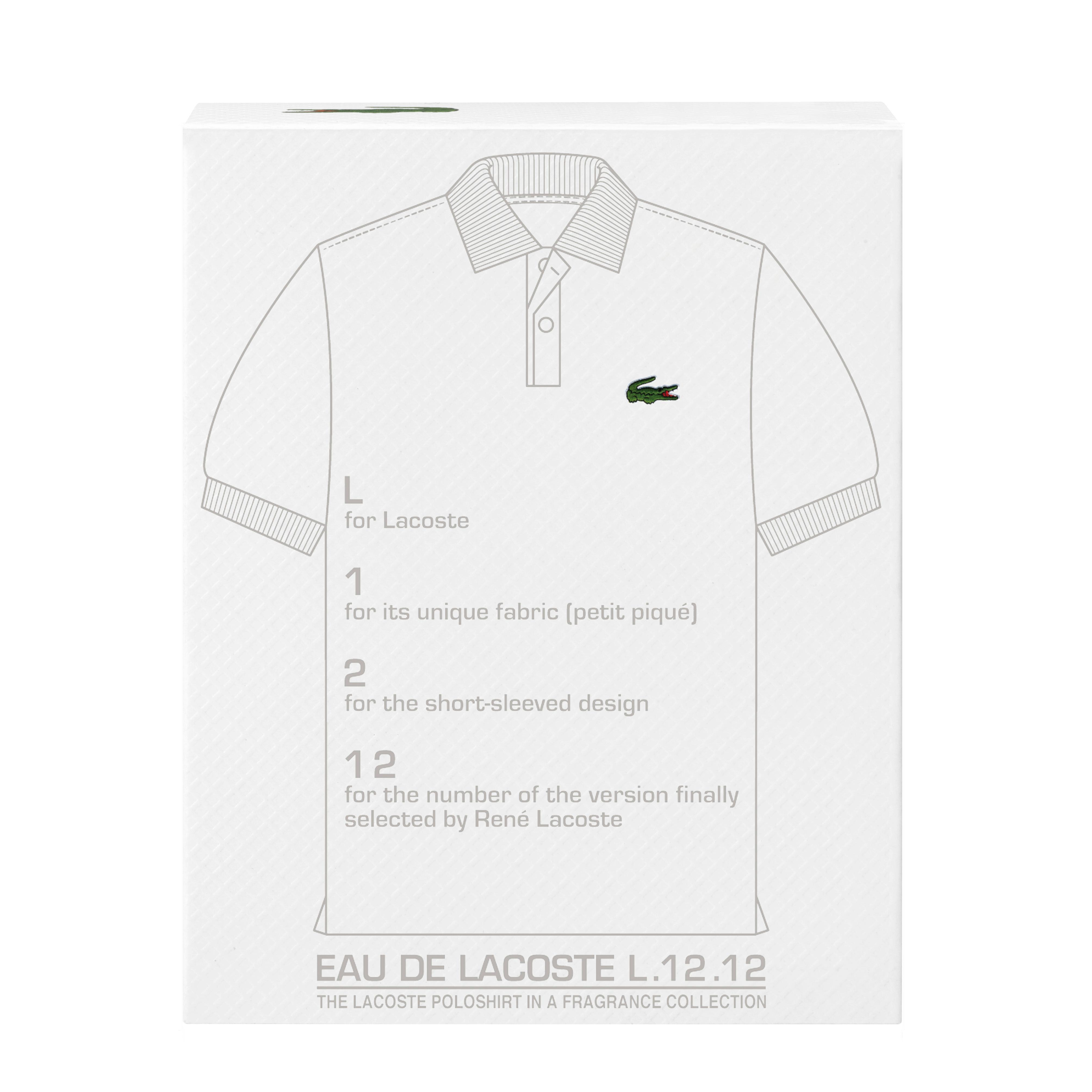 70b2e476636 best cologne perfume fragrance for men Lacoste LACOSTE polo shirt why is  the cologne called L