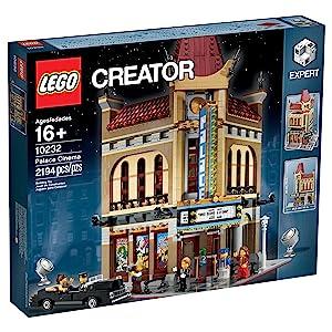 Amazon Com Lego Creator 10232 Palace Cinema Toys Games
