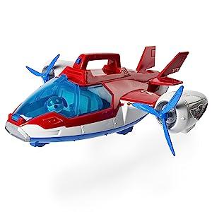PAW Patrol Air Patroller Rescue Robopup Lights Sounds Kids Boys Girls toy