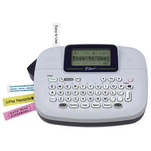 Brother P-touch, PT-M95, Handy Label Maker, Labeler, M Tapes