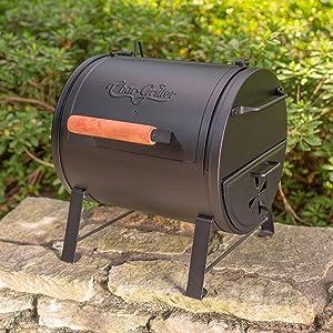 Char-griller, firebox