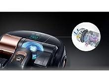 Vacuum, powerbot, suction