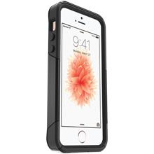 the best attitude 7c64d 38eca OtterBox COMMUTER SERIES Case for iPhone 5/5s/SE - Retail Packaging - BLACK