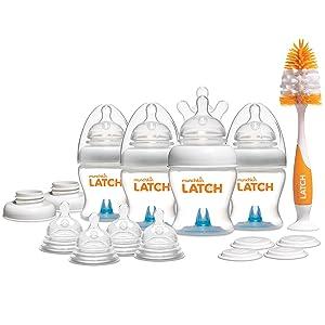 Amazon.com: Munchkin Latch Spinning rack de secado: Baby