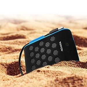dustproof, IP68, external storage, hard drive, hdd, HD720, ADATA