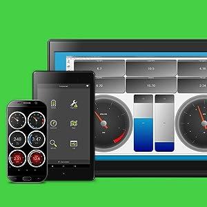 OBDLink MX Bluetooth includes free OBDLink app and OBDwiz software