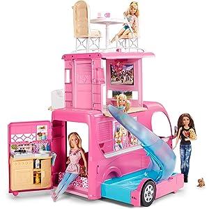 Barbie Pop-up Camper [Amazon Exclusive]