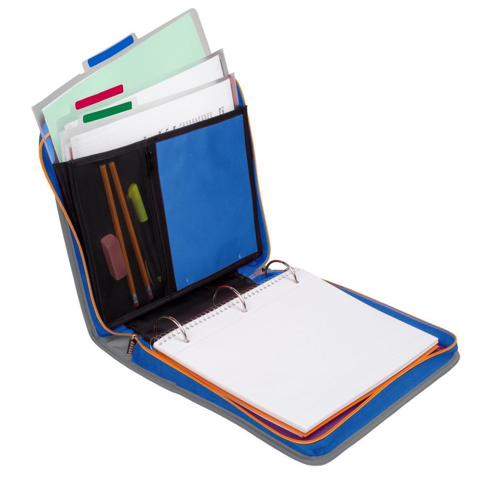 Amazon.com : Five Star 2 Inch Zipper Binder, File Folders