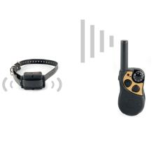 range length dog collar trainer shock e-collar static