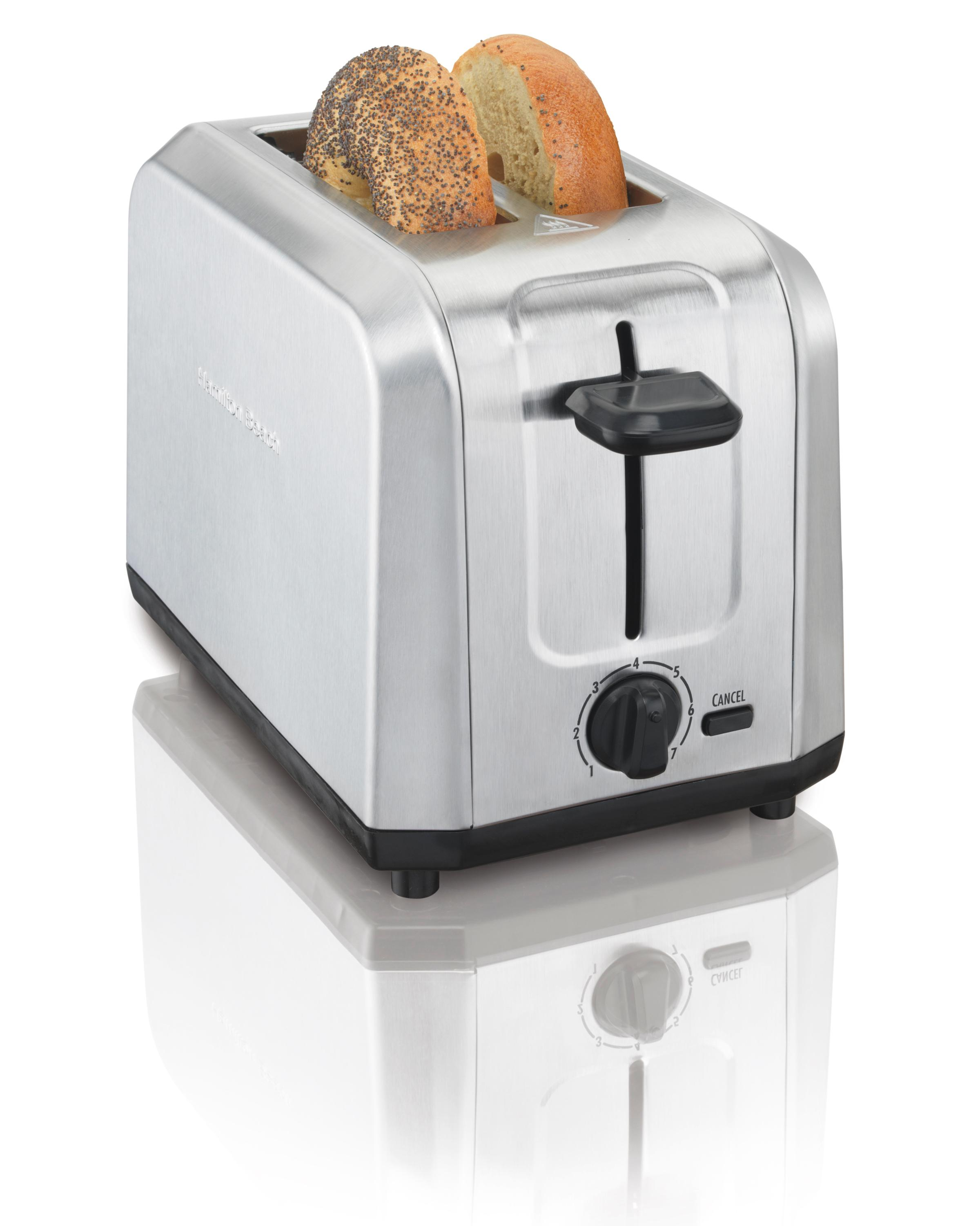 maker bread new itm waffle mainstays black slice toaster toasters bagel kitchen
