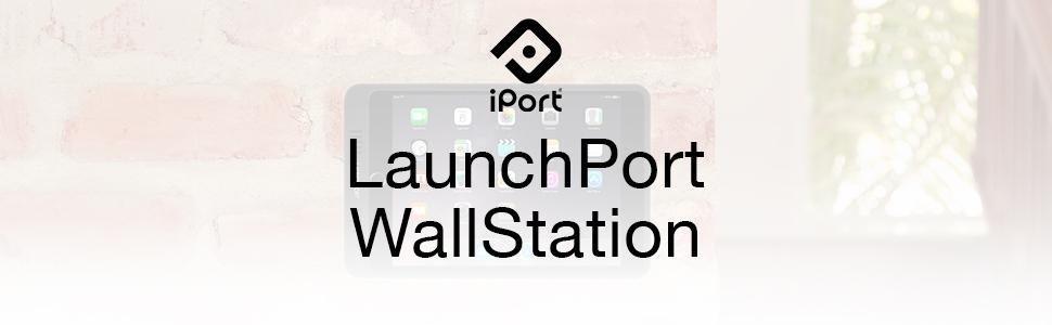 Iport Launchport Wallstation For Ipad 2 70142 Amazon Ca