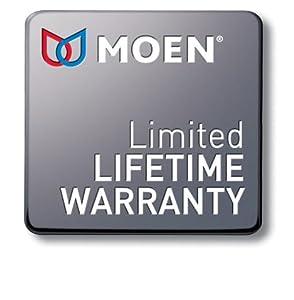 Moen - Limited Lifetime Warranty