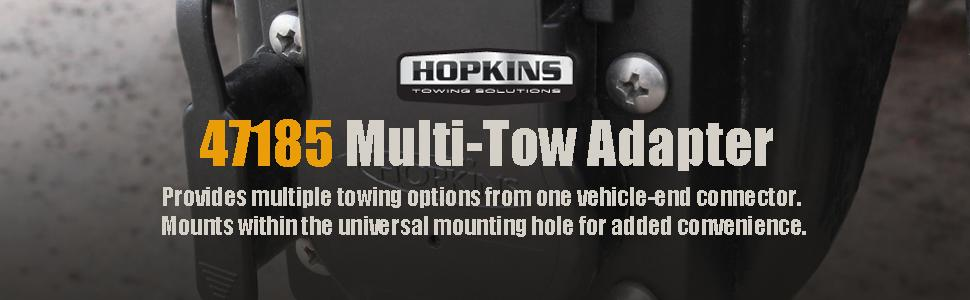 Hopkins 47185 Multi-Tow Adapter