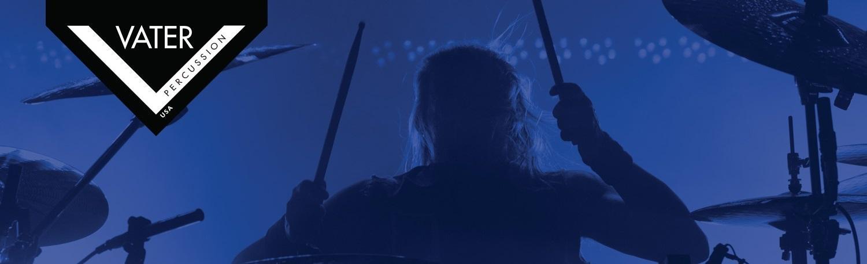 NEW Vater VCS Cajon Percussion Sticks Pair